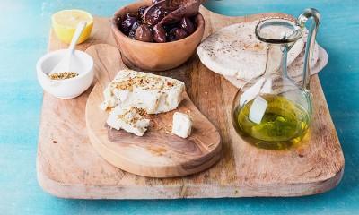 Die wichtigsten traditionelle Produkte aus Griechenland -