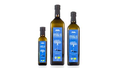 Unser Finikas Olivenöl ist nun auch in anderen Größen erhältlich! -