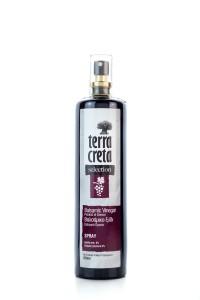 Essig Balsamico Sprayflasche (250ml) Terra Creta ideal...