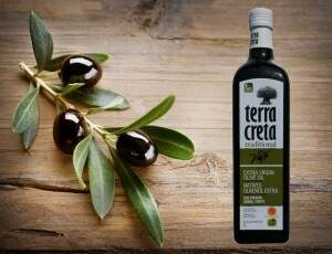 Terra Creta Traditional Extra Natives Olivenöl aus...