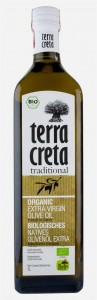 Terra Creta Traditional extra natives Olivenöl Bio 1L