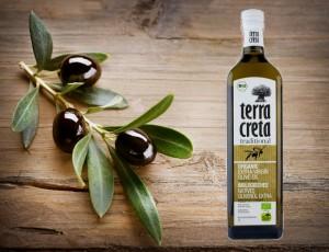 Terra Creta Traditional extra natives Olivenöl Bio 1L