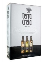 Terra Creta Creta Extra Premium Selection 3x 250ml Geschenkbox