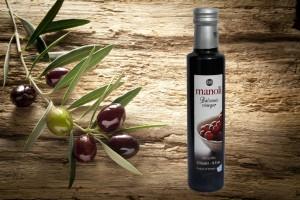 Manoli Balsamico Essig 250ml Flasche