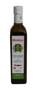 Evripidis MANOLI Extra Natives Olivenöl 500ml Flasche