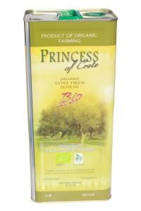 Bio Olivenöl Princess of Crete (5L Kanister)