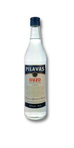 Pilavas Ouzo Nektar 700ml Flasche