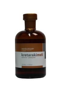 Tsikoudia Kretaraki mit Honig Rakomelo (500ml/25% Vol.)