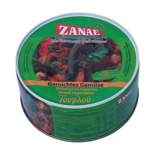 Gemischtes Gemüse (280g) Zanae