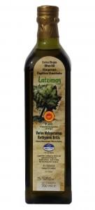 Latzimas Extra Natives Olivenöl 750ml Flasche