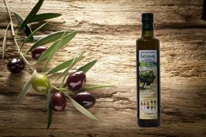 Latzimas Bio griechisches Olivenöl g.U. 500ml Flasche