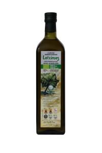 Latzimas Bio griechisches Olivenöl g.U. 1L Flasche