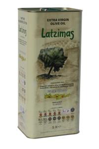 Latzimas griechisches Olivenöl g.U. 5L Kanister
