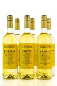6x Retsina 750ml/12% Kourtaki gehartzter Wein aus Attika...