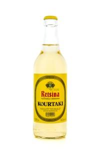 Kourtakis Retsina 11% 500ml