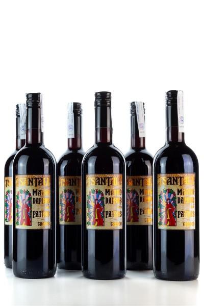 Tsantali Mavrodaphne griechischer Rotwein lieblich 6x 750ml Flasche