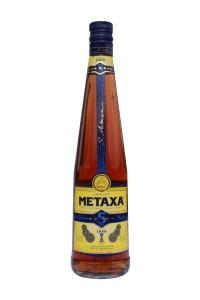 Metaxa Weinbrand 5-Stern 38% 700ml Flasche