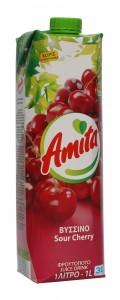 Amita Sauerkirschsaftgetränk 20% 1000ml