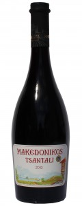 Tsantali Makedonikos Rot trocken 750ml Flasche