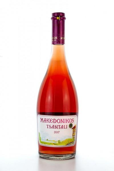 Tsantali Makedonikos Rose trocken (750ml/12%)