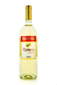 Tsantali Retsina Weißwein 11,5% 750ml