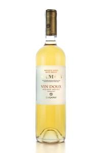 EOSS Samos Vin Doux Weiß lieblich 750ml Flasche