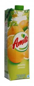 Amita Zitronen Fruchtsaft 43% 1000ml