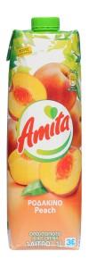 Amita Pfirsich Fruchtsaft 43% 1000ml