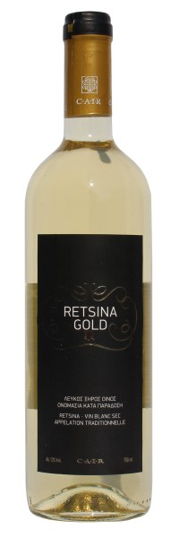 Retsina Gold (750ml/11%) C.A.I.R