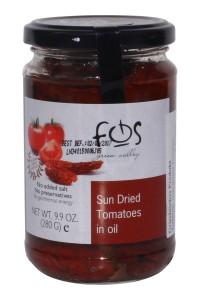 Tomaten getrocknet in Öl 280g Glas