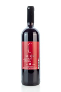 Lafkiotis Kleoni Imiglykos Rotwein 750ml Flasche