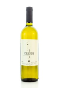 Lafkiotis Kleoni Weiß trocken 750ml Flasche