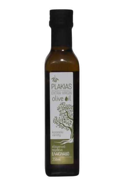 Plakias Oil Plakias Extra Natives Olivenöl 250ml Flasche
