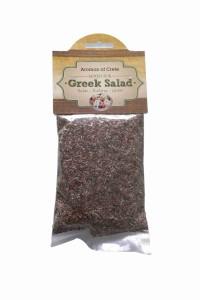 Gewürzmischung Griechischer Salat 35g von Aromas of...