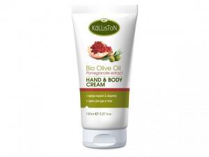 Kalliston Hand & Körper Creme Granatapfel 150ml...