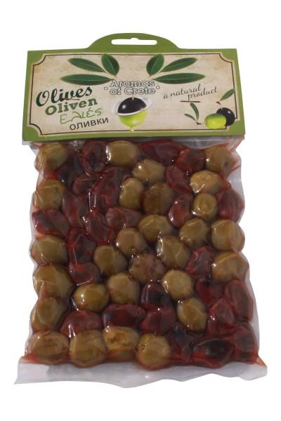 Aromas of Crete Kreta Oliven Mix 220g Beutel
