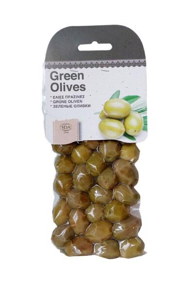 Aromas of Crete Oliven Grün Kreta (150g Beutel)