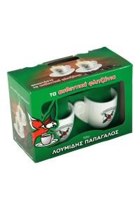"Nestle Hellas Loumidis ""Papagalos"" Mokkatasse..."