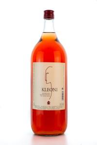 Lafkioti Kleoni Rosewein 2 Liter Flasche