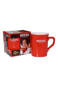 Nescafe Classic Tasse rot