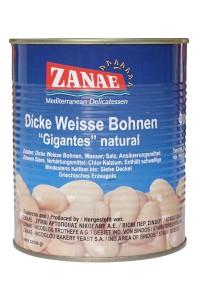 """Dicke weiße Bohnen """"Gigantes"""" natur..."""