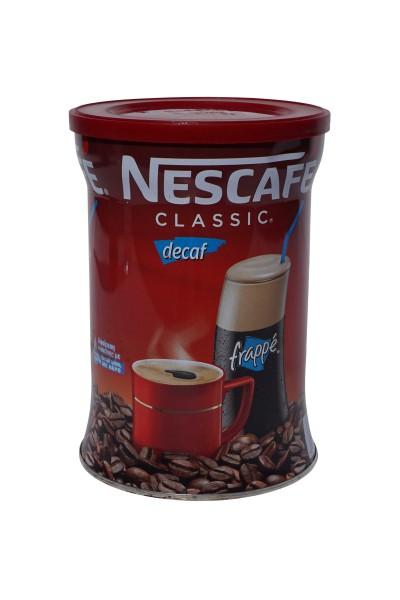 Nescafe Frappe Classic entkoffeiniert 200g Dose