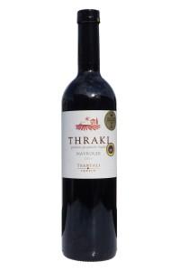Tsantali Thraki Mavroudi Rotwein trocken 750ml Flasche