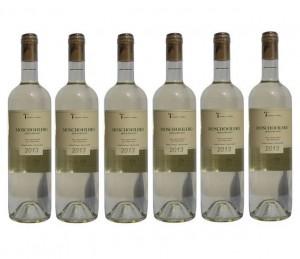 Tatakis Moschofilero Weißwein trocken Spar Set 6x...
