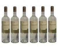 Tatakis Moschofilero Weißwein trocken Spar Set 6x 750ml Flasche