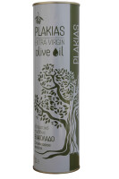 Plakias Olivenöl Extra Nativ Koroneiki (1L Dose)