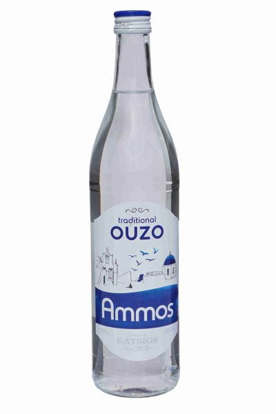 Ouzo Ammos Gatsios 700ml 37,5% Vol