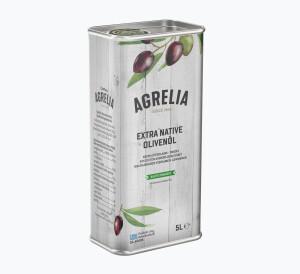 Olivenöl Agrelia extra nativ 5 L Cretan Olive Mill