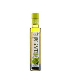 Olivenöl mit Basilikum extra nativ 250ml Cretan...