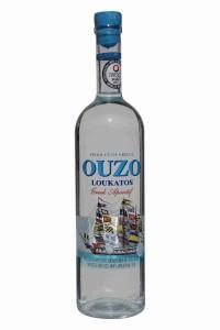 OUZO Loukatos 38% 700ml Flasche